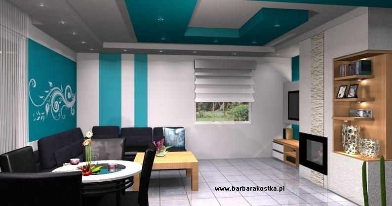 Salon Jadalnia Projektowanie Wnętrz żory Rybnik Katowice
